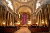 Hungary's major religion is Cathlic