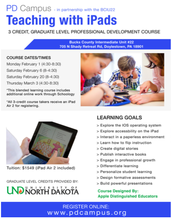 Teaching with iPads - February 2016