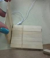 STEP 1 : Base & Back