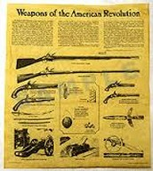 what weapons were used