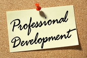 Upcoming Professional Development