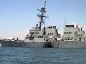 Uss cole attacked