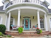 Greek Porches