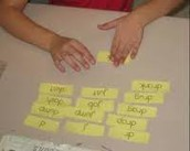 Group Word Sorts
