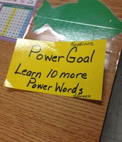 Do you know your Power Goal?