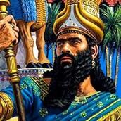 King Nebuchadnezzar of the Chaldeans