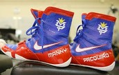 Manny Pacquiao Shoes