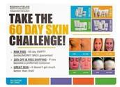 60-Day R+F Skin Challenge