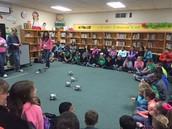 High School Robotics Class Shows Us How