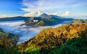 Mountains are in Sumatra as well