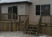 Edmonton Deck Builders Can Add Some Living Space to Your Home