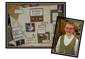 Example of Wax Museum dress up and presentation