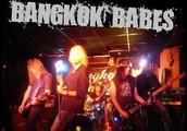 """Bangkok Babes in concert at """" Olsen På Bryn """""""