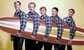 History of the Beach Boys
