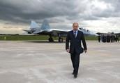 Putin in control