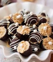 S'more Chocolate Truffles