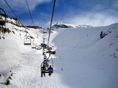 Los 3 mejores lugares para hacer snowboarding en mi opinion son...