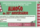 Almoço Comemorativo dos 35 Anos da ASSACM, no dia de São Valentim