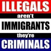 Illegals and criminals