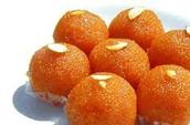 Orange Barfi