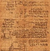 THE RHIND PAPYRUS OR AHMES PAPYRUS