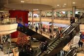 Einkaufszentrum Glatt- Zurich, Suisse