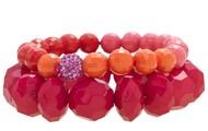 Poppy Bracelet Set