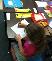 Writing our First Stories