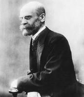 modelo de Emile Durkheim