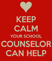 HHS School Counselors: Month by month