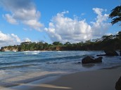 Boston Bay Beach