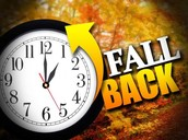 Turn back your clocks!