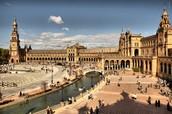 Alcazae of Seville