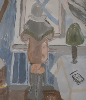 Рисунок Насти