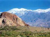 Plateau of Patagonia