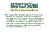September 29 - 4th grade Field Trip to Elm Fork