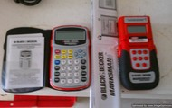 Black & Decker Marksman Laser Measure & Construction Calculator Set