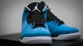 Los Jordan azules