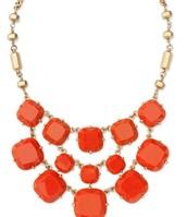 Olivia Bib Necklace