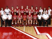 husker women's basketball team
