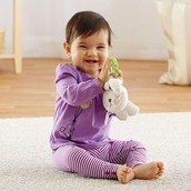 Forest Friend Rattle: $12