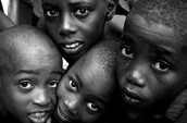 Many children are orphaned due to AIDS