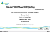 Working With Classroom Reports