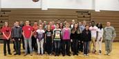 Hazel Green High Cadets Receive Motivation Award