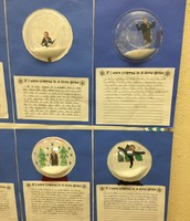If I were trapped in a snow-globe projects