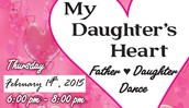 My Daughter's Heart...Father Daughter Dance