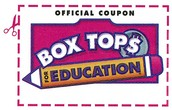 BOX TOPS MAKE A DIFFERENCE AT MIDDLE SCHOOL SOUTH