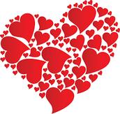 Valentine's Math Morning at Mendenhall