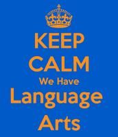 Ms. Glover's Language Arts