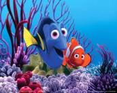 Dori and Nemo's Dad